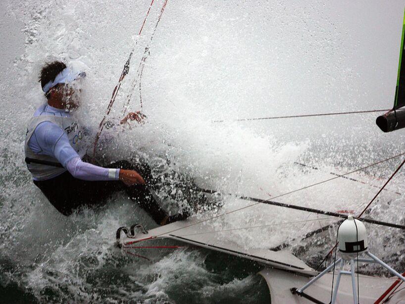Olympics Day 9 - Sailing