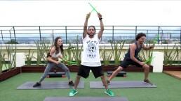 Rockea mientras haces ejercicio