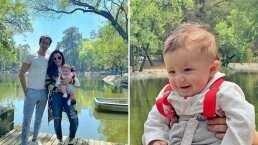 Lucca, hijo de Mariana Echeverría, se transforma en Baby Yoda y provoca las risas de su mamá