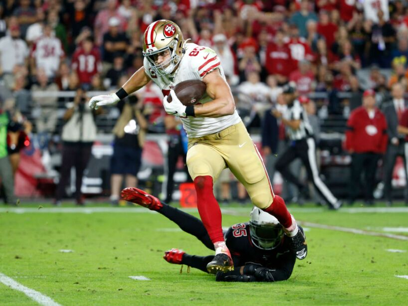 San Francisco 49ers v Arizona Cardinals