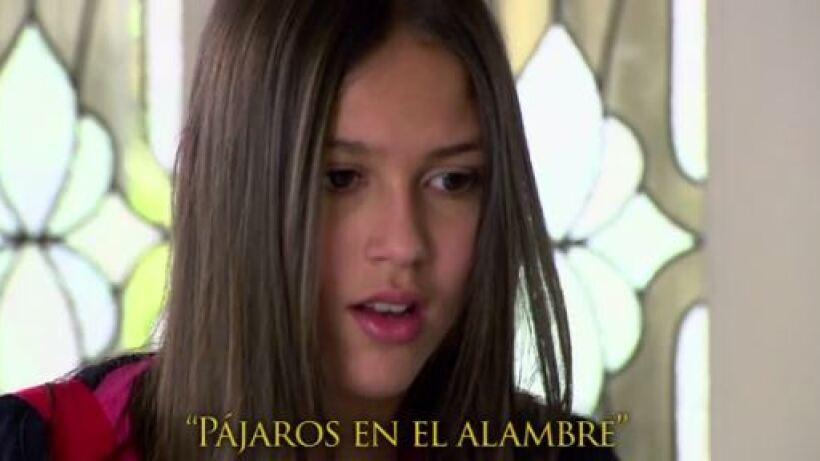 En el siguiente capítulo de La Rosa... Blanca espía a su hija desde las redes sociales