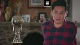 La historia de Diego Martínez siempre vinculada al futbol