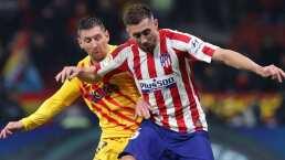 Héctor Herrera, cada vez más tenido en cuenta por Simeone en Atlético