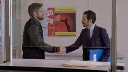 ¡Roberto gana el caso de David!