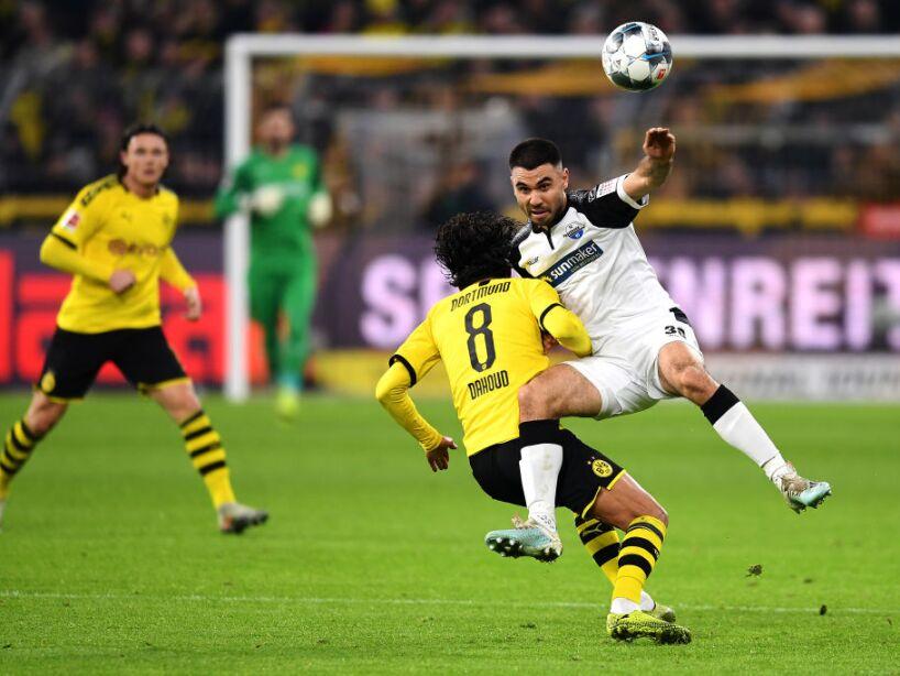 Borussia Dortmund v SC Paderborn 07 - Bundesliga