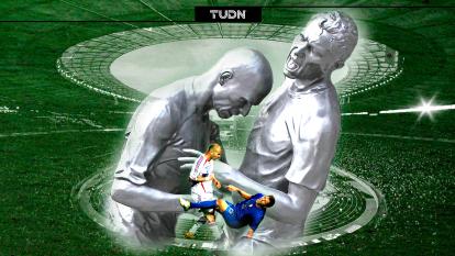 Desde el histórico cabezazo de Zidane a Materazzi hasta leyendas como Maradona, Pelé, Messi, Cristiano Ronaldo o Sir Alex Ferguson, han quedado inmortalizados. Una divertida colección de las estatuas de los futbolistas.