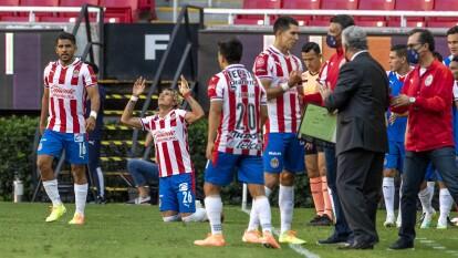 'El Midas' debuta con el pie derecho en Guadalajara | Con el flamante nuevo timonel, Guadalajara venció 2-1 al Atlético San Luis en la J5 del Guard1anes 2020.
