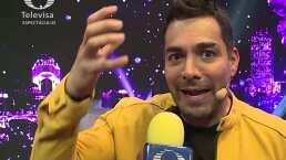 Omar Chaparro, feliz por el estreno de 'No manches Frida 2'