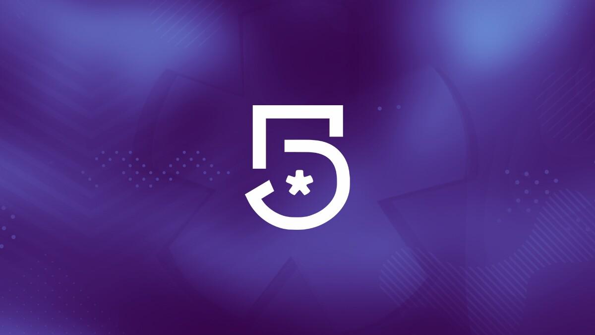 Sitio Oficial Canal 5