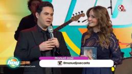 Manuel José, gran exponente musical y supuesto hijo de El príncipe de la canción