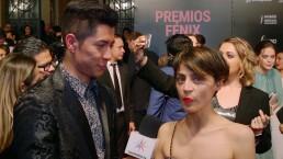 Ilse Salas: 'La película 'Tarde de perros' es una de las razones por las que soy actriz'