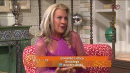 Carmita Laboy: Disfrutar del amor a ti mismo