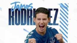 ¡Se acaban los rumores! James llega al Everton