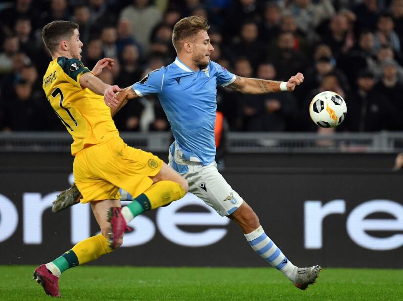 En tiempo de compensación, ambas escuadras sacaron los tres puntos en la J4 de la Europa League.