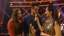 Coreógrafos ganadores de Bailando por un Sueño