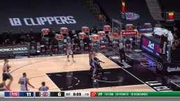 Los Clippers pasan por encima de los Pistons