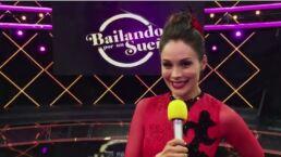 La estrella de Tanya Vázquez lucirá en el escenario de Bailando por un Sueño