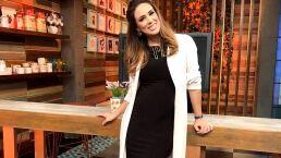 Jacqueline Bracamontes revela los posibles nombres de sus pequeñas