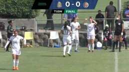 Con debuts, Tri Femenil empata con Costa Rica