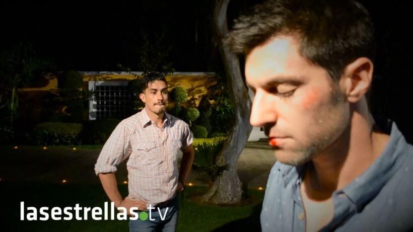 Detrás de...La pelea entre Alberto y Paulino