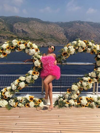 Kylie Jenner cumplió 22 años el pasado 10 de agosto, fecha que no pasó desapercibida y celebró a lo grande en compañía de sus seres queridos.