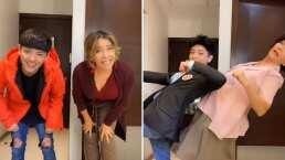 Doña Lucha y El Chino se reúnen en TikTok y sacan el perreo que llevan dentro