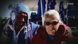 ¿El aficionado más fiel al Cruz Azul? Rubén muestra su pasión celeste