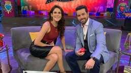 Eva Cedeño y Mane de la Parra lanzan 'challenge' en TikTok de 'Qué le pasa a mi familia?'