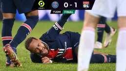 ¿Se rompió Neymar? El PSG perdió más que el juego y el liderato