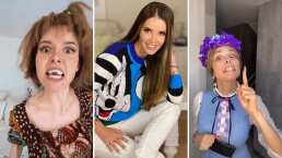Video: Marlene Favela demuestra ser fan de Chespirito con divertidas parodias de la 'Chimoltrufia' y 'La Bruja del 71'
