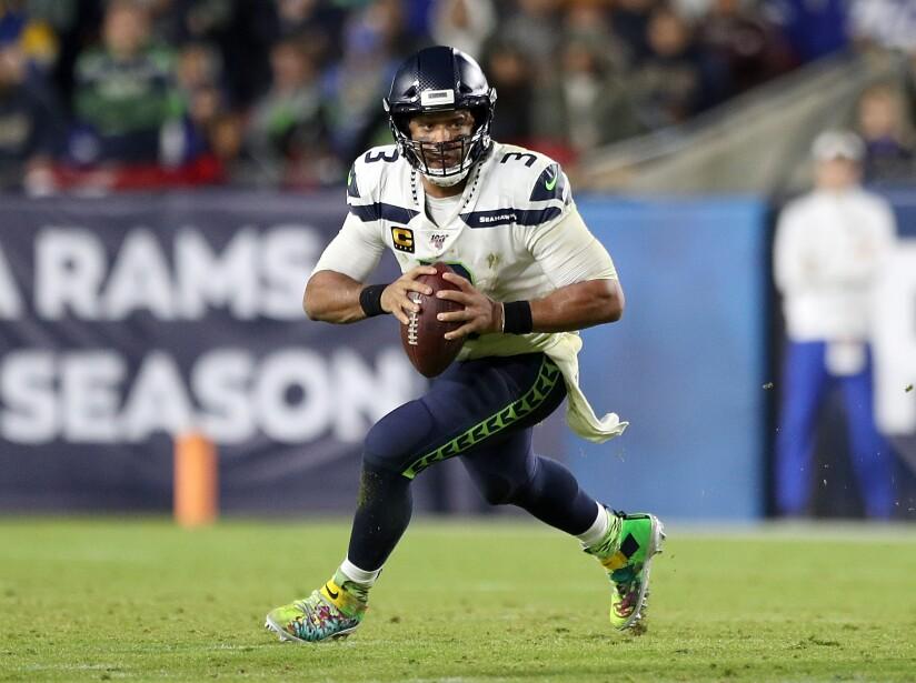 Seattle Seahawks vLos Angeles Rams