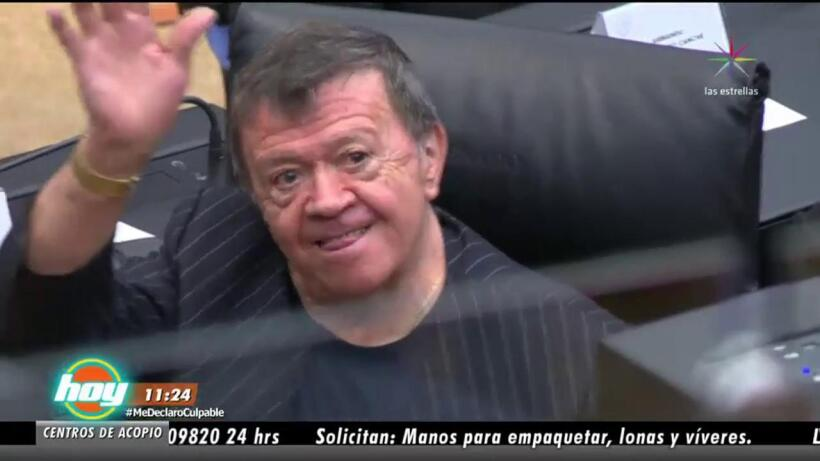 """Xavier López """"Chabelo"""" toma con gracia los memes"""