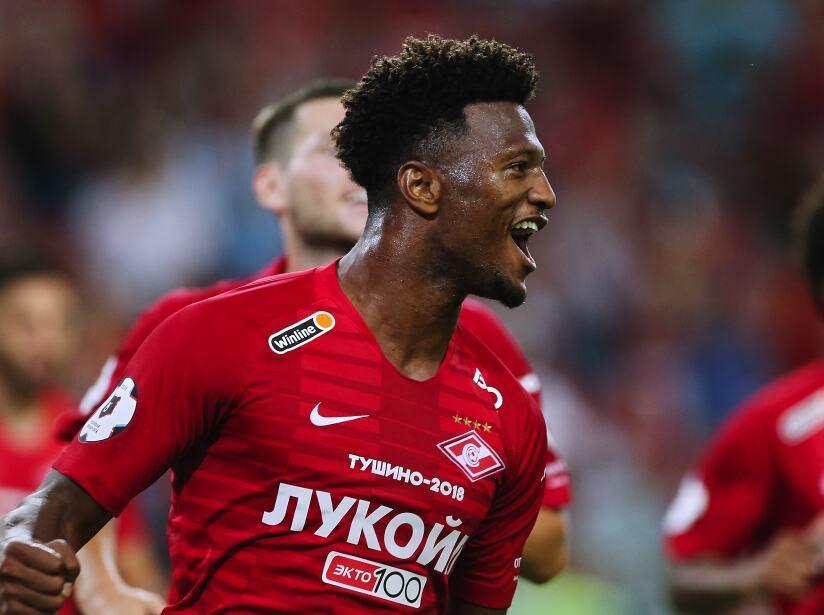 FC Spartak Moscow vs FC Anji Makhachkala - Russian Premier League
