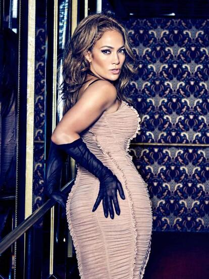 Jennifer Lopez fue elegida como embajadora de la nueva campaña de Guess.