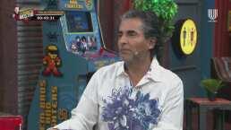 'El Negro' Araiza confiesa que varias veces fue a un hospital para que le ayudaran a bajar la borrachera