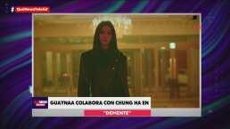 Guaynaa se une a la estrella de K-pop Chun Ha para lanzar 'Demente', una pegajosa canción
