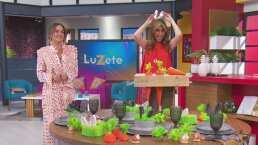 """""""Lúzete"""": Conejos y zanahorias serán los protagonistas para decorar tu mesa de Pascua"""