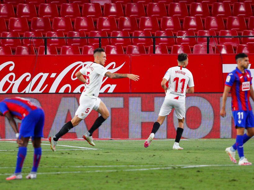 Sevilla FC v SD Eibar SAD - La Liga