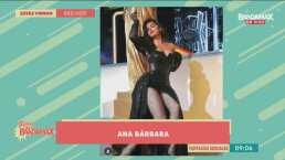 Ana Bárbara desata suspiros con su look al estilo de las divas de la Época de Oro