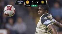 Resumen | ¡Par-ti-da-zo! Dorados gana en el último suspiro 3-2 a UdeG