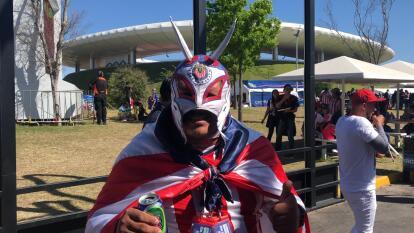 Así se vive el ambiente previo al choque entre Chivas y León en el futbol mexicano.