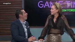 Xuxu en Game Time: Yordi confunde con el español a la experta en moda