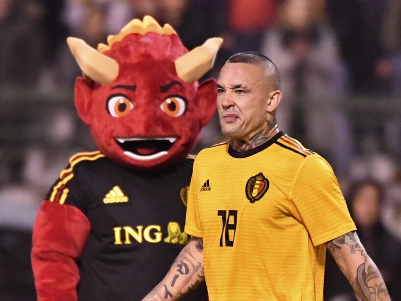 Belgium Saudi Arabia Soccer