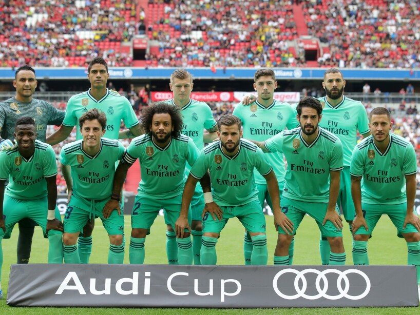 Real Madrid v Fenerbahce - Audi Cup 2019 3rd Place Match