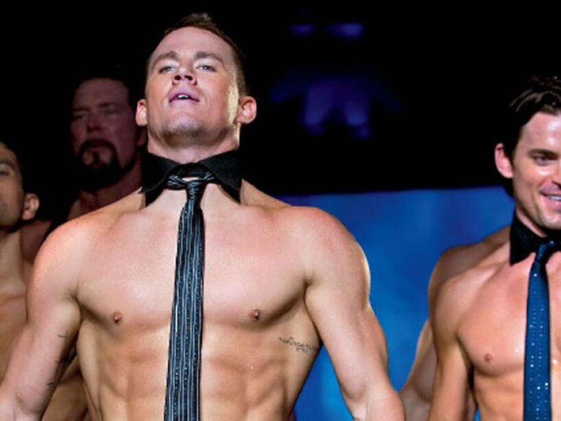 15. Channing Tatum y Matt Bomer: Cerramos la lista con los galanes de la película Magic Mike, que los disfruten.