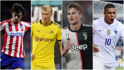 FIFA 21 nombra al once ideal sub-21