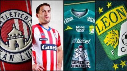 Así lucirán para sus compromisos de local y de visitante para el Guard1anes 2020 de la Liga BBVA MX.