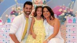 Tras separarse de Adamari López, Toni Costa se reencuentra con su hija Alaïa y lo comparte con sus seguidores