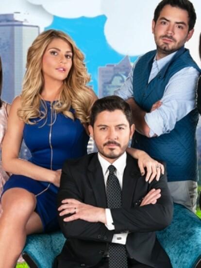Luego de trabajar como vestuarista, Claudia Martín dio el gran salto a la actuación en 2015 con el papel de 'Martina' en la telenovela 'Amores con Trampa', junto a Ernesto Laguardia, Itatí Cantoral y José Eduardo Derbez, entre otros.