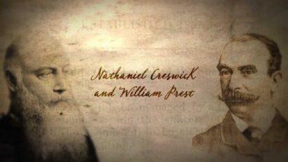 Nathaniel Creswick y William Prest fundaron el Sheffield Football Club, el 24 de octubre de 1857.